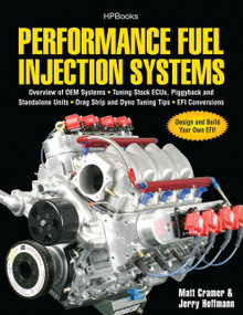 Performance Fuel Injection Systems HP1557 (How to Design, Build, Modify, and Tune EFI and ECU Systems.Covers Components, Se nsors, Fuel and Ignition Requirements, Tuning the Stock ECU, Piggyback and Stan) by Matt Cramer, Jerry Hoffmann, 9781557885579