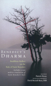 Benedict's Dharma (Buddhists Reflect on the Rule of Saint Benedict) by Patrick Henry, David Steindl-Rast, 9781573229401