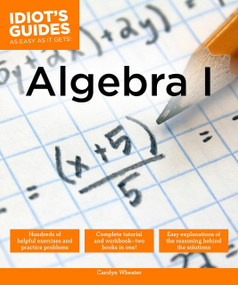 Algebra I by Carolyn Wheater, 9781615647750