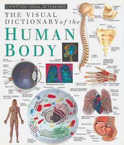 Eyewitness Visual Dictionaries: The Visual Dictionary of the Human Body by DK, 9781879431188
