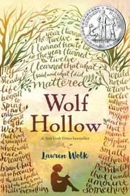 Wolf Hollow by Lauren Wolk, 9781101994825
