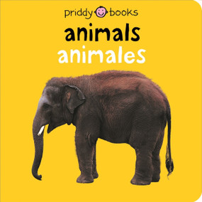 Bilingual Bright Baby Animals by Roger Priddy, 9780312502980