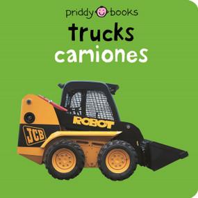Bilingual Bright Baby Trucks (English-Spanish Bilingual) by Roger Priddy, 9780312502997