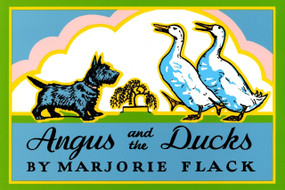 Angus and the Ducks by Marjorie Flack, Marjorie Flack, 9780374403850