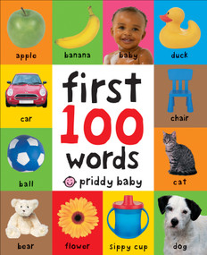 First 100 Words by Roger Priddy, 9780312510787
