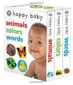 Happy Baby Slipcase by Roger Priddy, 9780312499570