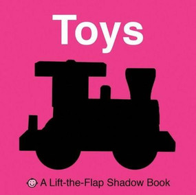 Lift-the-Flap Shadow Book Toys by Roger Priddy, 9780312508388