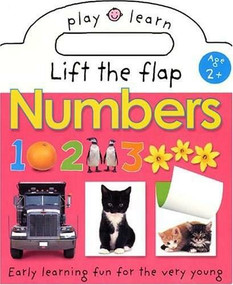 Play and Learn Numbers by Roger Priddy, 9780312493943