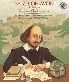 Bard of Avon: The Story of William Shakespeare by Diane Stanley, Diane Stanley, Peter Vennema, 9780688162948