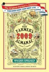 The Old Farmer's Almanac 2009 by Old Farmer's Almanac, 9781571984616