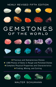 Gemstones of the World (Newly Revised Fifth Edition) by Walter Schumann, 9781454909538