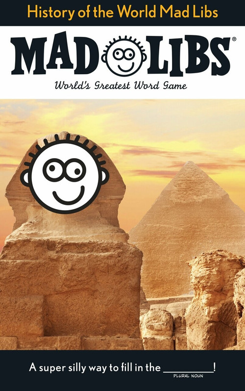 History of the World Mad Libs by Mad Libs, 9780843180756