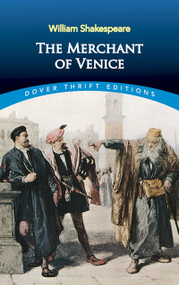 The Merchant of Venice - 9780486284927 by William Shakespeare, 9780486284927