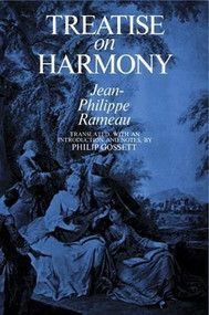Treatise on Harmony by Jean-Philippe Rameau, 9780486224619