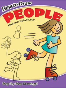 How to Draw People by Barbara Soloff Levy, 9780486420608
