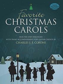 Favorite Christmas Carols by Charles J. F. Cofone, 9780486204451