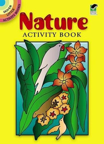 Nature Activity Book (Miniature Edition) by Suzanne Ross, 9780486280363