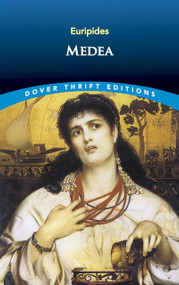 Medea - 9780486275482 by Euripides, 9780486275482