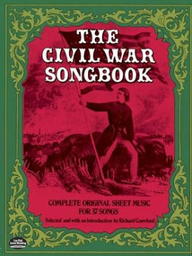 The Civil War Songbook by Richard Crawford, 9780486234229