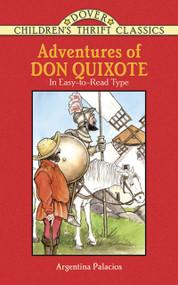 Adventures of Don Quixote by Argentina Palacios, 9780486407913