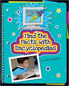Find the Facts with Encyclopedias - 9781610803922 by Ann Truesdell, 9781610803922