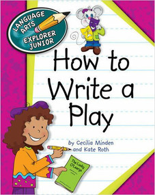 How to Write a Play - 9781610806640 by Cecilia Minden, Kate Roth, 9781610806640