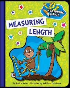 Measuring Length - 9781624316746 by Darice Bailer, Kathleen Petelinsek, 9781624316746