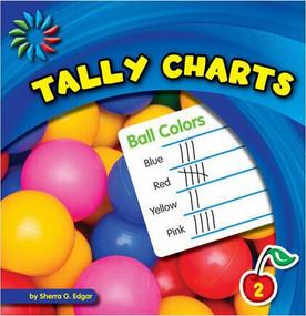 Tally Charts - 9781624314711 by Sherra G. Edgar, 9781624314711