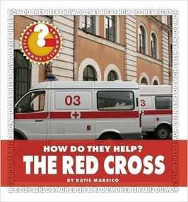 The Red Cross - 9781631880711 by Katie Marsico, 9781631880711
