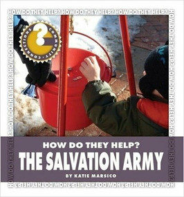 The Salvation Army - 9781631880728 by Katie Marsico, 9781631880728