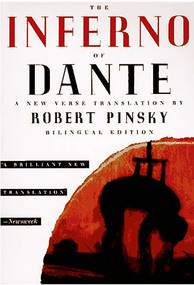 The Inferno of Dante (A New Verse Translation, Bilingual Edition) - 9780374524524 by Dante, Robert Pinsky, John Freccero, Michael Mazur, 9780374524524