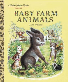 Baby Farm Animals - 9780307021755 by Garth Williams, Garth Williams, 9780307021755