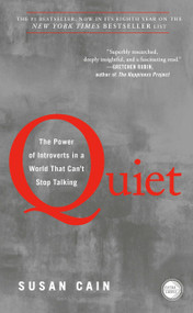 Quiet (The Power of Introverts in a World That Can't Stop Talking) - 9780307352156 by Susan Cain, 9780307352156