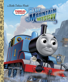 Blue Mountain Mystery (Thomas & Friends) - 9780307975904 by Rev. W. Awdry, Golden Books, 9780307975904