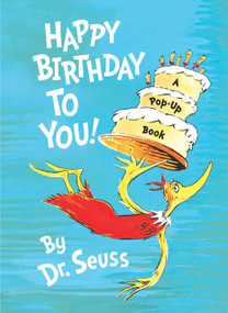 Happy Birthday to You! (Miniature Edition) - 9780375823114 by Dr. Seuss, 9780375823114
