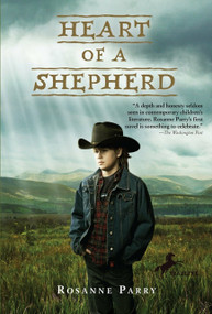 Heart of a Shepherd by Rosanne Parry, 9780375848032