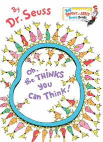Oh, the Thinks You Can Think! - 9780385387132 by Dr. Seuss, 9780385387132