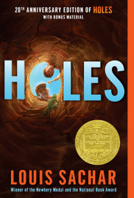 Holes - 9780440414803 by Louis Sachar, 9780440414803