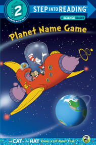 Planet Name Game (Dr. Seuss/Cat in the Hat) by Tish Rabe, Tom Brannon, 9780553497328