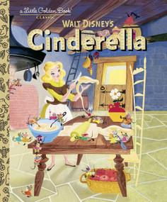 Cinderella (Disney Classic) by Jane Werner, Retta Scott Worcester, 9780736421515