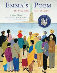 Emma's Poem (The Voice of the Statue of Liberty) - 9780544105089 by Linda Glaser, Claire A. Nivola, 9780544105089
