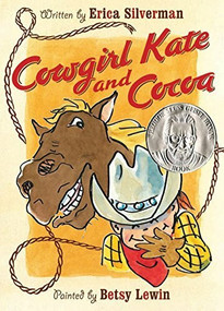 Cowgirl Kate and Cocoa - 9780152056605 by Erica Silverman, Betsy Lewin, 9780152056605