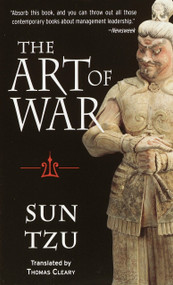 The Art of War - 9781590302255 by Sun Tzu, Thomas Cleary, 9781590302255