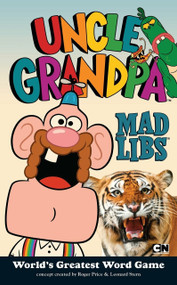 Uncle Grandpa Mad Libs by Mad Libs, 9780843182859
