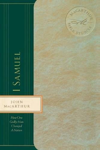 1 Samuel by John F. MacArthur, 9780849955389