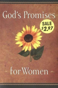 GOD'S PROMISES FOR WOMEN-SUPER SAVER (Miniature Edition) by Jack Countryman, 9780849956225
