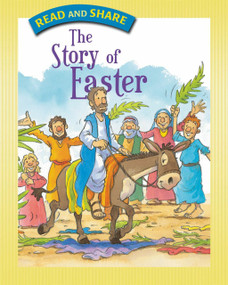 The Story of Easter (Read and Share) by Gwen Ellis, 9781400308552