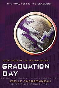 Graduation Day - 9780544541207 by Joelle Charbonneau, 9780544541207