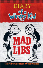 Diary of a Wimpy Kid Mad Libs by Mad Libs, 9780843183535