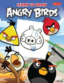 Learn to Draw Angry Birds (Learn to draw all of your favorite Angry Birds and Those Bad Piggies!) by Walter Foster Creative Team, 9781600583063
